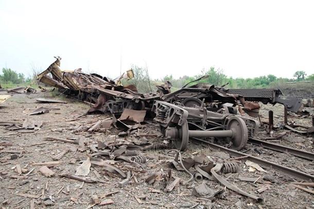 1640765 В Донецке прогремел мощнейший взрыв (добавлены фото)