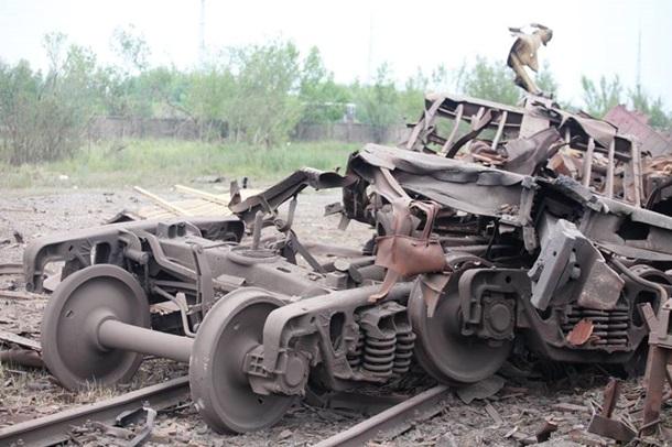 1640767 В Донецке прогремел мощнейший взрыв (добавлены фото)