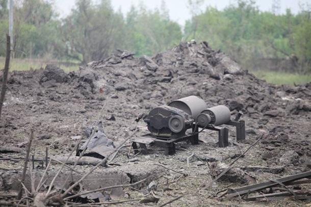1640770 В Донецке прогремел мощнейший взрыв (добавлены фото)