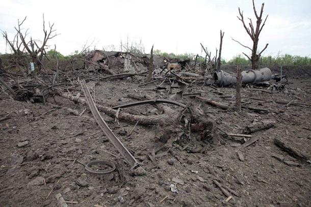 1640771 В Донецке прогремел мощнейший взрыв (добавлены фото)