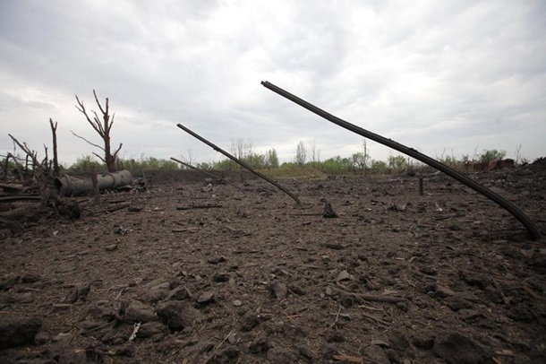 В Донецке прогремел мощнейший взрыв (добавлены фото)