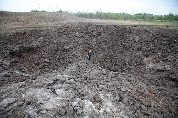 1640773 В Донецке прогремел мощнейший взрыв (добавлены фото)