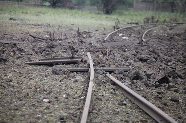 1640775 В Донецке прогремел мощнейший взрыв (добавлены фото)