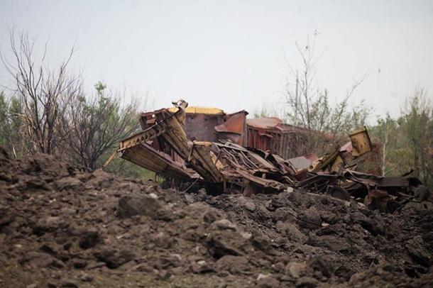 1640777 В Донецке прогремел мощнейший взрыв (добавлены фото)