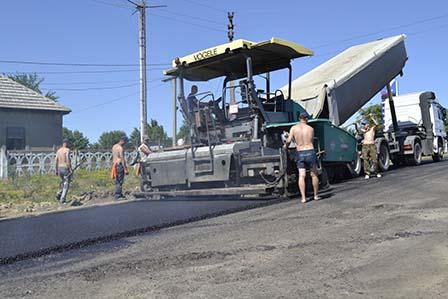 310 Как и обещали: ремонт дорог Бессарабии уже начался