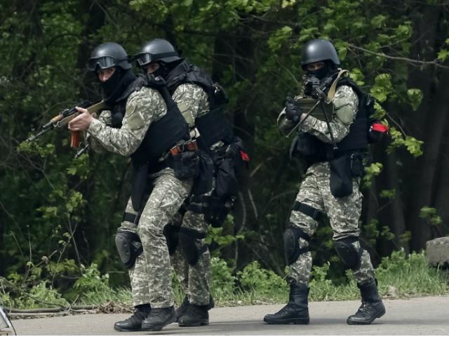 439245 За сутки в зоне АТО погибло шесть украинских военных