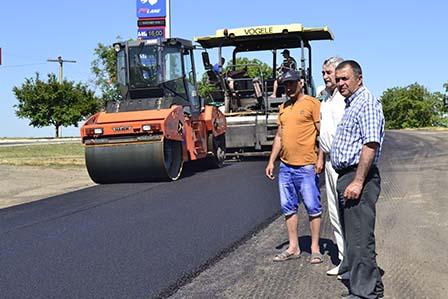 48 Как и обещали: ремонт дорог Бессарабии уже начался