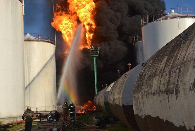 5576a539b6d1d Под Киевом взорвалась нефтебаза. Все в огне. Есть погибшие (фото, видео)