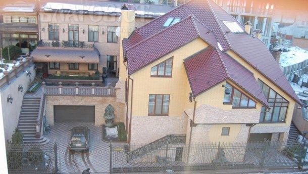Курченко снимал в Киеве дом у Дубового?