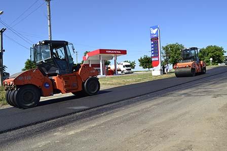 67 Как и обещали: ремонт дорог Бессарабии уже начался