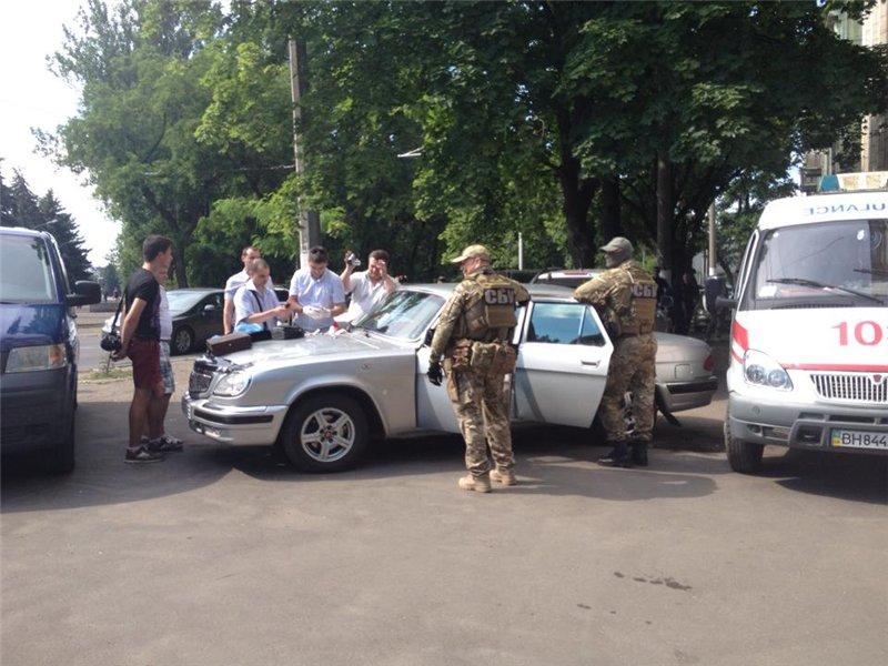 685d177a753c Главного военкома области задержали сотрудники СБУ