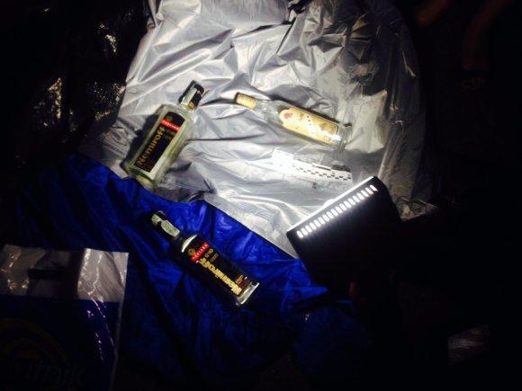6abae6406c1d25ec46c6123473_2d760424 В Киеве неизвестные в масках снесли палатки митингующих