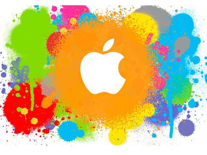 Apple-colorido-1 Apple будет транслировать онлайн презентации iOS 9 и OS X 10.11