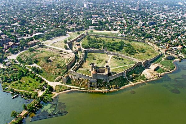 Аккерманская крепость на грани обрушения
