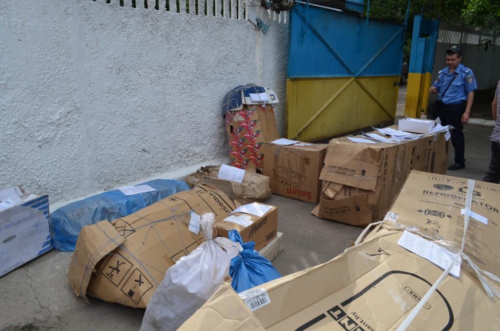 DSC_0020-1024x678 Измаильские милиционеры уничтожали наркотики