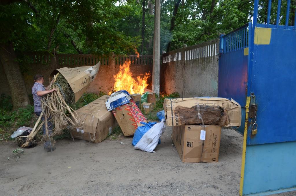 DSC_0024-1024x678 Измаильские милиционеры уничтожали наркотики