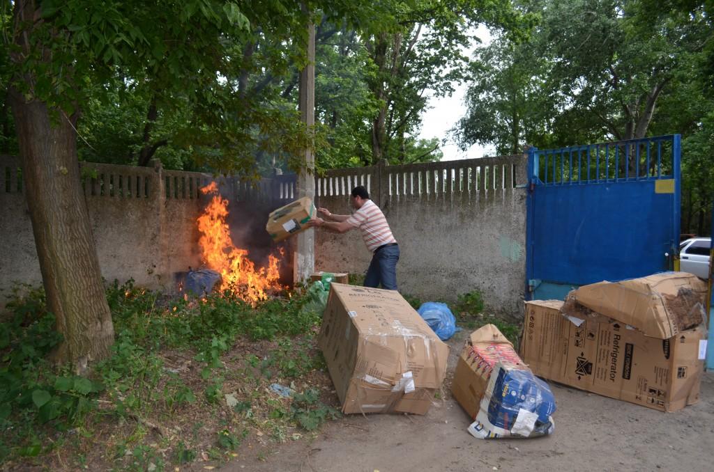 DSC_0031-1024x678 Измаильские милиционеры уничтожали наркотики
