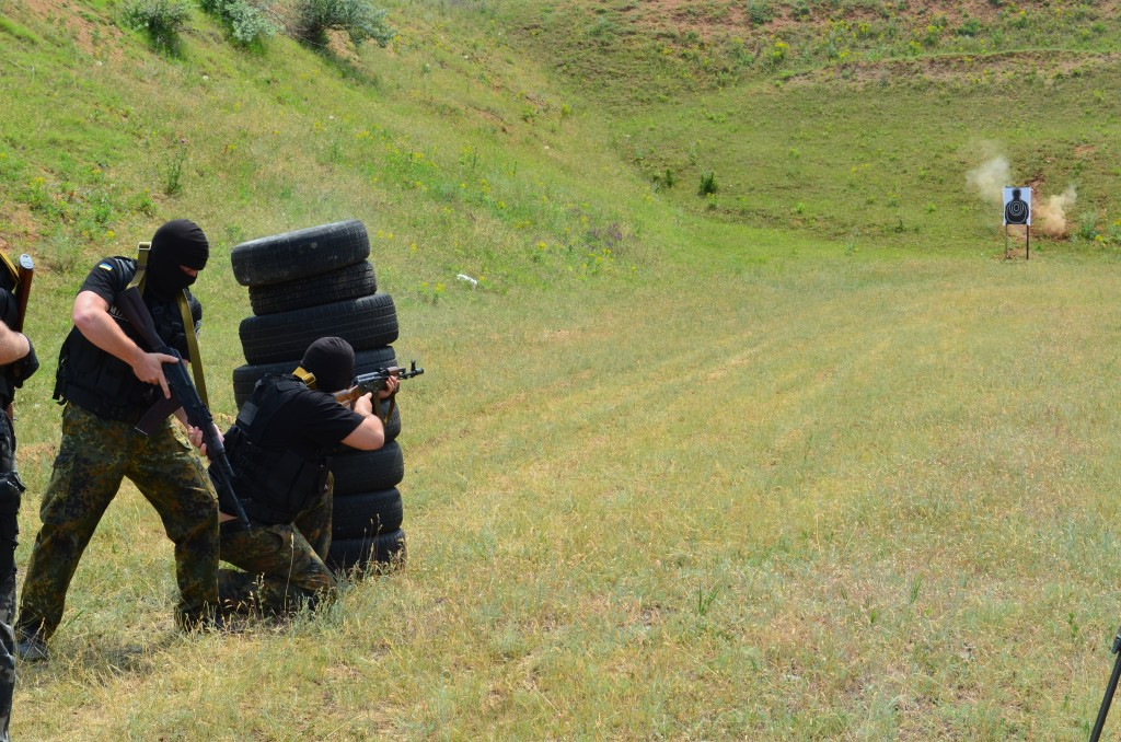 DSC_0107-1024x678 Измаильские правоохранители на тактических занятиях на полигоне