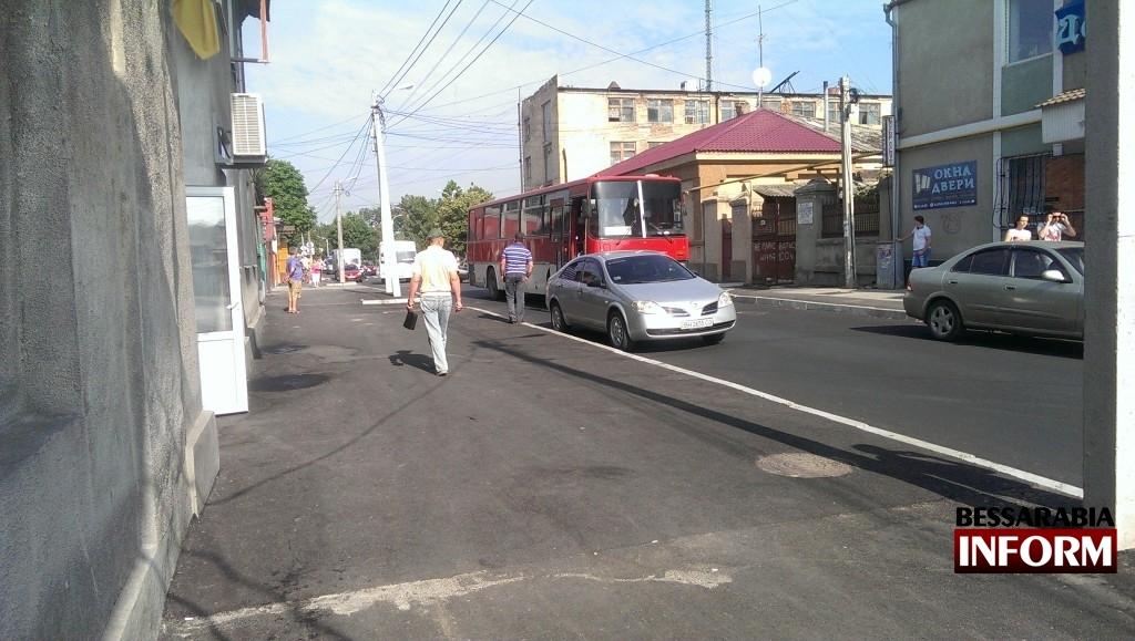 """IMAG3016-1024x579 """"Я паркуюсь как дурак"""" и перекрываю движение автобусов"""