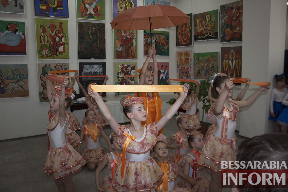 IMG_1600 Феерическая выставка детского творчества в Измаильской картинной галерее