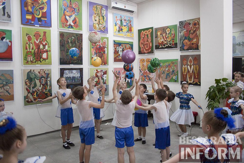 IMG_1606 Феерическая выставка детского творчества в Измаильской картинной галерее