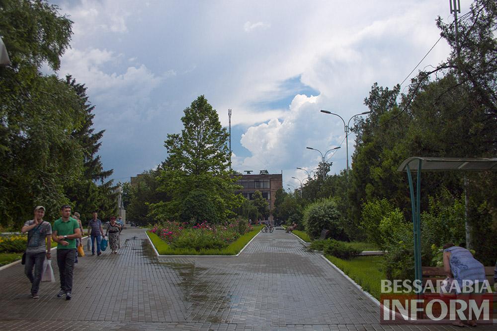IMG_2201 Июньский ливень в Измаиле (фоторепортаж)