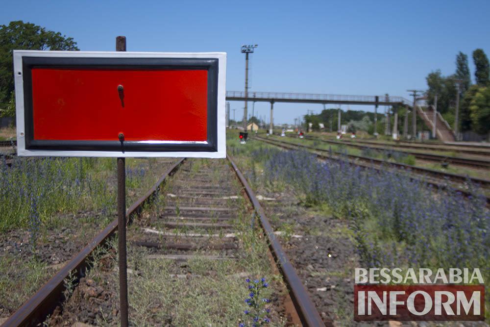 IMG_3535 Измаильский железнодорожный вокзал сегодня  (фоторепортаж)