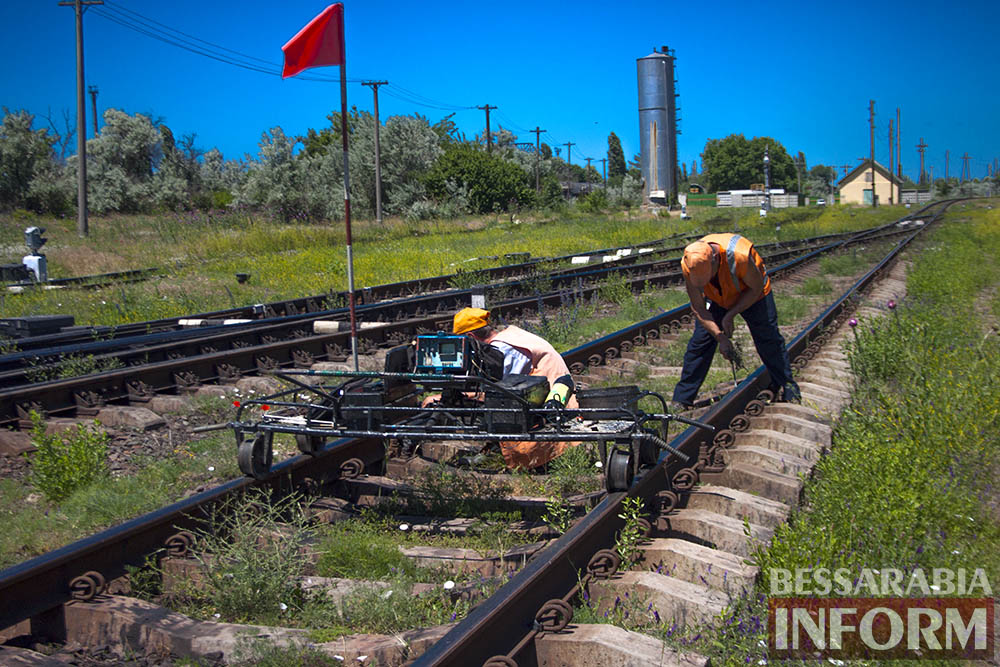 IMG_3540 Измаильский железнодорожный вокзал сегодня  (фоторепортаж)