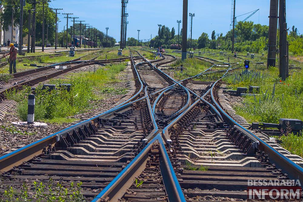 Измаильский железнодорожный вокзал сегодня  (фоторепортаж)