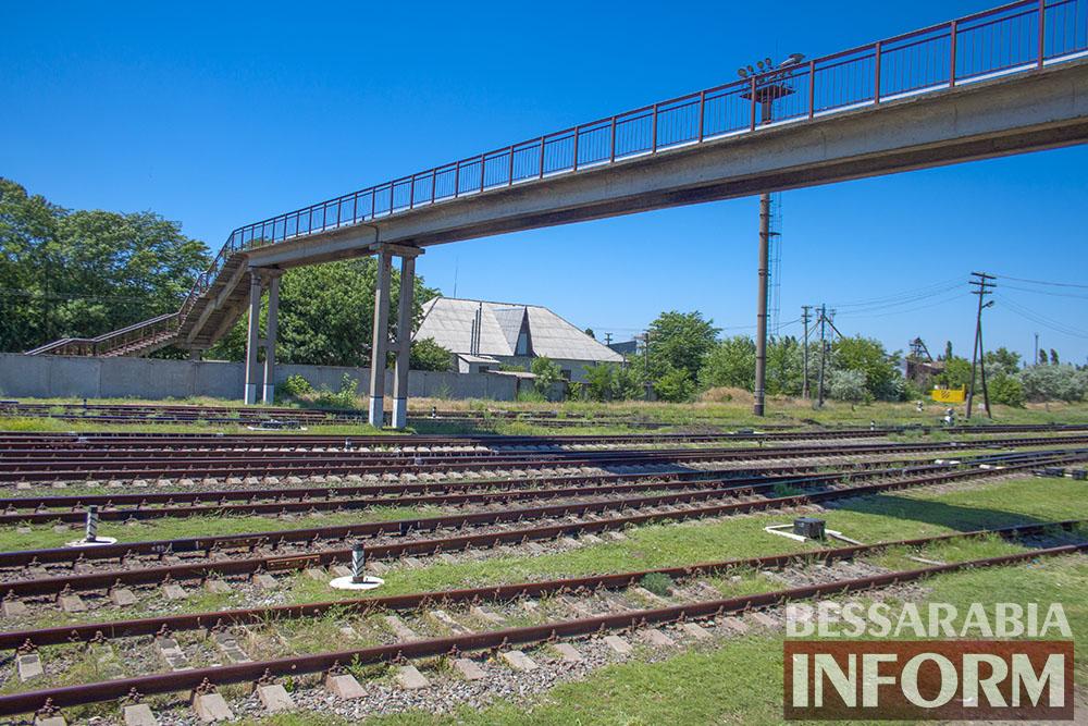 IMG_3571 Измаильский железнодорожный вокзал сегодня  (фоторепортаж)