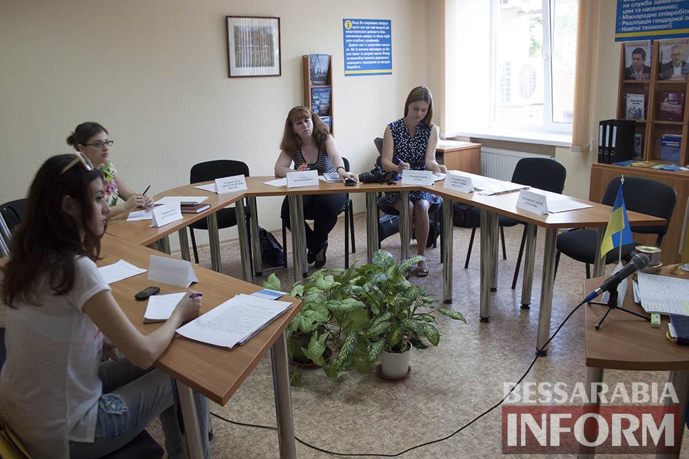 IMG_3639 Измаильским студентам помогут трудоустроится на период летних каникул