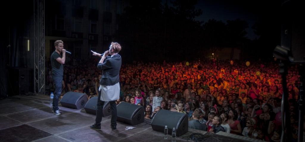 Килия отпраздновала 2714-ую годовщину (фоторепортаж)