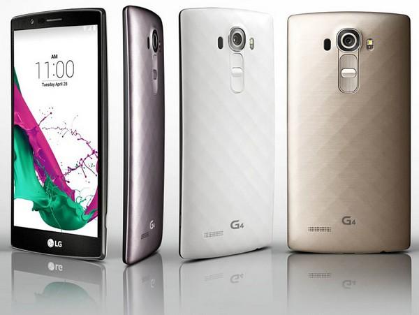 LG-G4 Топ-10 лучших смартфонов 2015 года