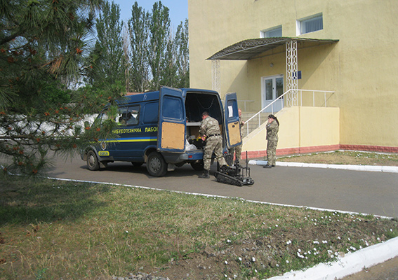 В Белгород-Днестровском р-не синоптики напугали пограничников