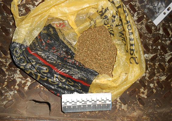 PM957image0011 Измаильчанин катался по городу с оружием и наркотиками