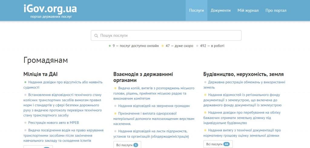 iGov.org_.ua_-1024x490 О паспортном столе и МРЕО можно забыть: запущен электронный портал государственных услуг