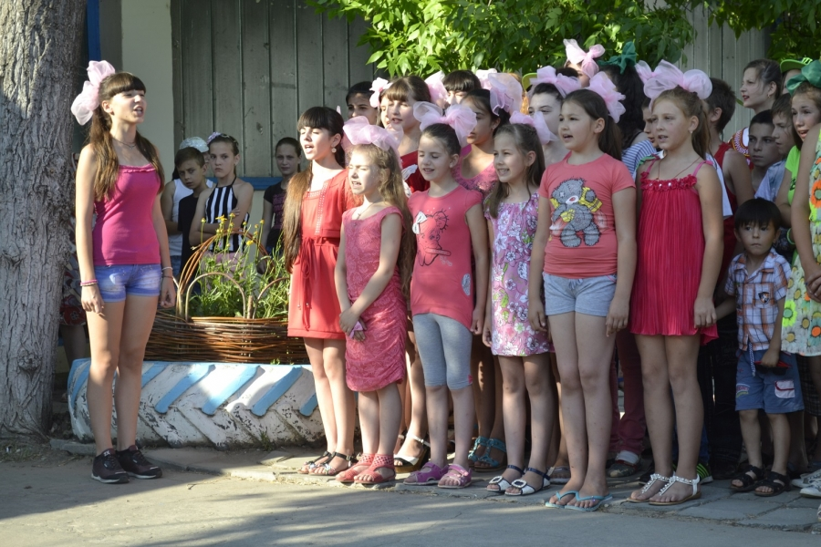 img143452854070091434528703 В Болградском р-не открылся детский лагерь