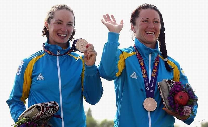 Аккерманка стала бронзовым призером І Европейских Олимпийских игр