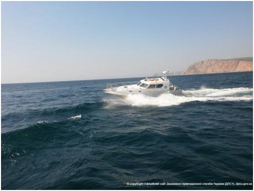 Измаильские пограничники задержали татарбунарских рыбаков