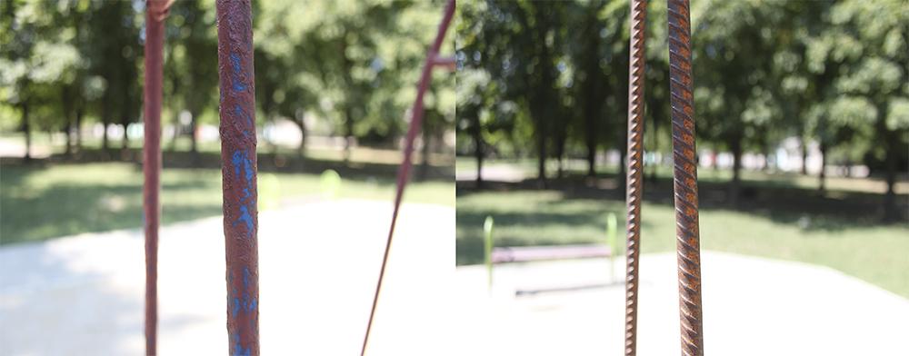 Без-имени-3 В Измаиле после ремонта детская площадка стала травмоопасной (фото, видео)