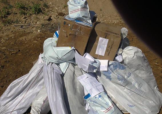 наркотики-2 Аккерманские правоохранители уничтожили большую партию наркотиков(фото)