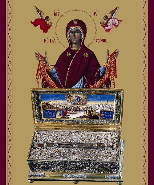 В Измаил прибывает уникальная святыня