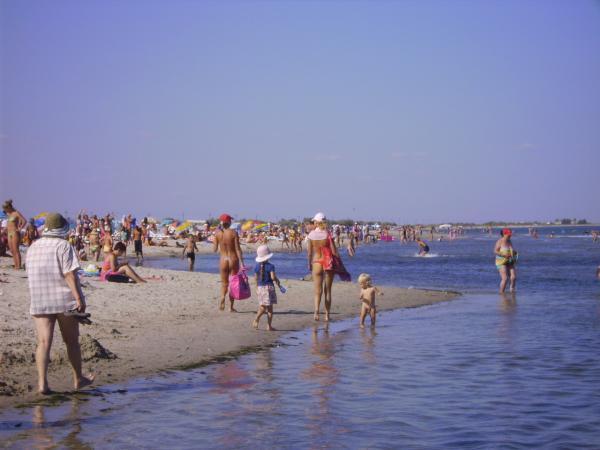 Особенности отдыха в Приморском Килийского района