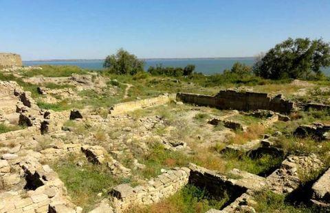1106405 В Аккермане проводят раскопки древнего города