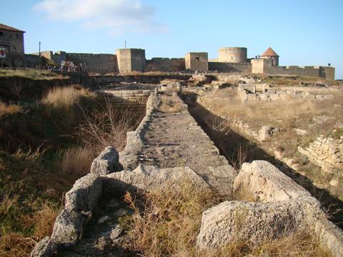 1106406 В Аккермане проводят раскопки древнего города