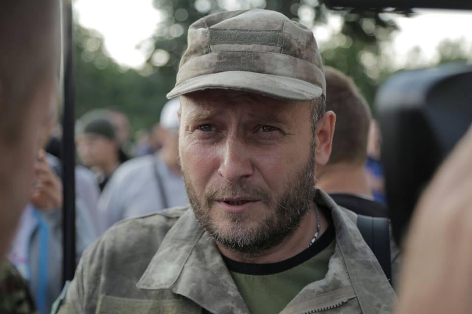 "11755055_1001518149868548_8517473079042466833_n Подробности митинга ""Правого сектора"" на Майдане: ""новый этап революции"" от Яроша (фото)"