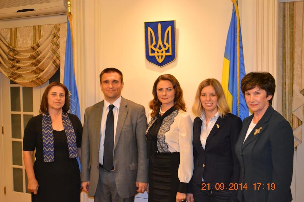 Украинка оставила престижную работу в США, чтобы поработать в команде Саакашвили