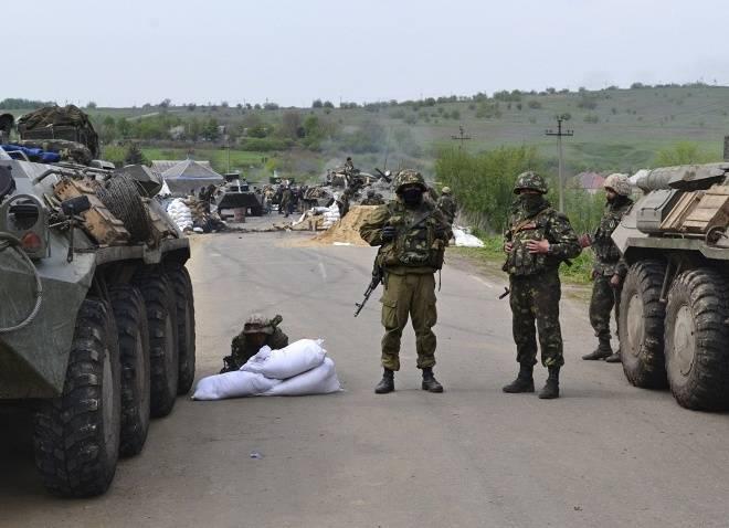 1428173568_82347341 На Донбассе, подорвавшись на мине, погибли военные