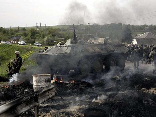 АТО: военные понесли тяжелые потери