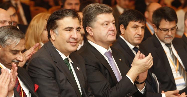 3956550 Саакашвили и Бессарабия: как команда президента ломает игру команде губернатора